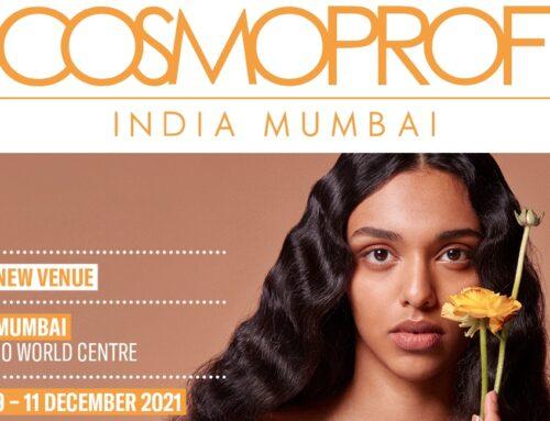 Cosmoprof India cambia location e slitta da ottobre a dicembre (9-11)